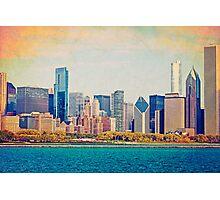 Vintage Chicago Photographic Print