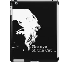 Eye of the Catwoman iPad Case/Skin