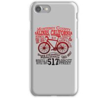Doug Chandler Performance (Gradient: Red to Black) iPhone Case/Skin
