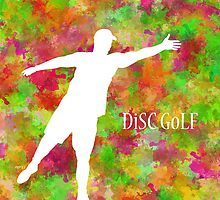 Disc Golf #2 by perkinsdesigns