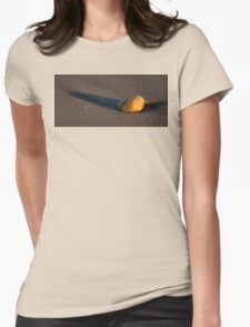 Sunset Stone Womens Fitted T-Shirt
