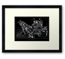Sound of Steel Framed Print