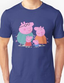 Peppa Pig Family T-Shirt