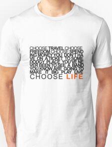 Choose Gigs T-Shirt