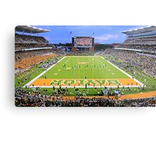 Baylor Touchdown Celebration Metal Print