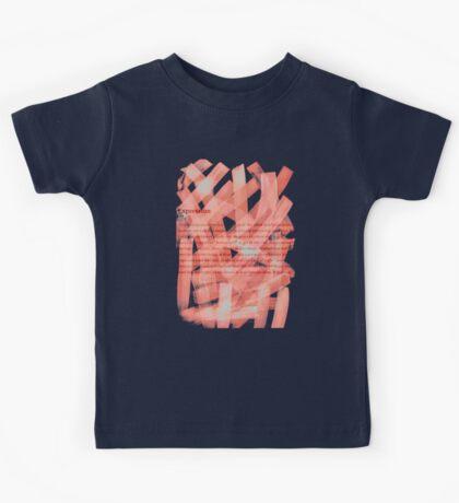 brush type Kids Tee