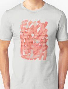brush type Unisex T-Shirt