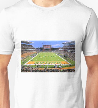 Baylor Touchdown Celebration Unisex T-Shirt
