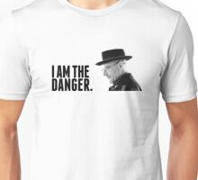 Breaking Bad: I am the danger. Unisex T-Shirt