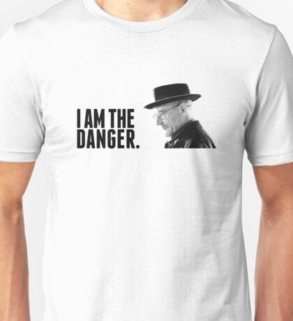 Breaking Bad: I am the danger. Unisex T-Shirt