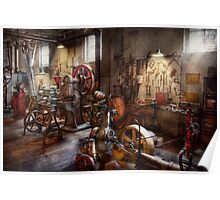 Machinist - A room full of memories  Poster