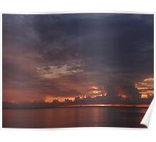Solar Storm III - Tormenta Solar Poster