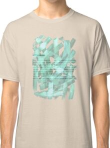 brush type green Classic T-Shirt