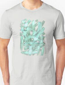 brush type green T-Shirt