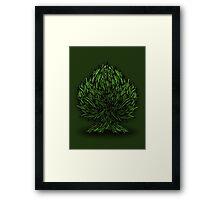 Ace of Spades 2 Framed Print