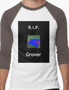 R.I.P Grover Men's Baseball ¾ T-Shirt