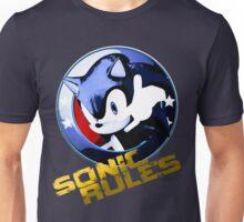 Sonic Rules Unisex T-Shirt
