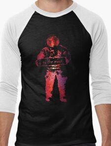 star filled Men's Baseball ¾ T-Shirt