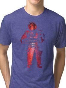 star filled Tri-blend T-Shirt