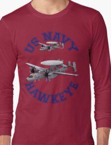E-2 Hawkeye Long Sleeve T-Shirt