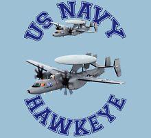 E-2 Hawkeye Unisex T-Shirt