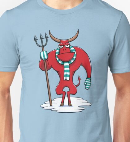 Cold Day in Hell Unisex T-Shirt
