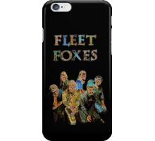 Fleet Foxes iPhone Case/Skin