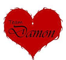 Team Damon by MsHannahRB