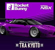 NSX Rocket Bunny by rizadeli