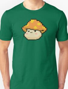 Maplestory Orange Mushroom Unisex T-Shirt