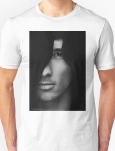With You Came Silence by vishstudio T-Shirt