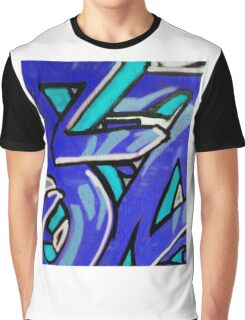 Graffitti Graphic T-Shirt