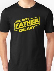 The Best Father in the Galaxy  T-Shirt