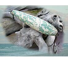 Vintage Fishing Lure - Dighton Bass Bomb Photographic Print