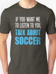 Funny Rude Soccer T Shirt T-Shirt