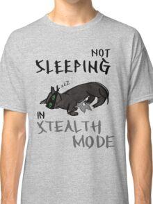 Stealth cat. Classic T-Shirt