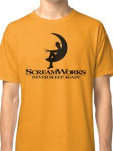 ScreamWorks (Black) Classic T-Shirt
