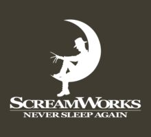 ScreamWorks (White) by BiggStankDogg
