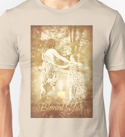 Blessed Yule Unisex T-Shirt