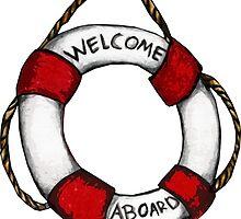 Nautical - Life Buoy by vitez-art