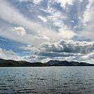Skies over Fögrufjöll and Langisjór by Ólafur Már Sigurðsson