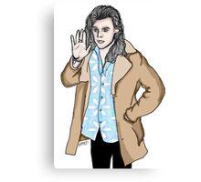 Harry sketch Canvas Print