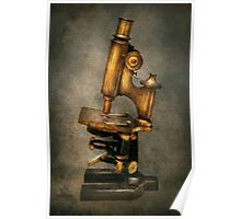 Doctor - Microscope -  The start of modern science Poster