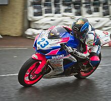 Ornella Ongaro, NorthWest 200, May 2011 by ImageMoto  by Nigel Bryan