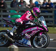 Ornella Ongaro, NorthWest 200, May 2012 by ImageMoto  by Nigel Bryan