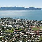 Townsville - a Panorama by Adrian Paul