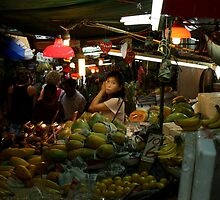 Fruit Seller by jimmyzoo