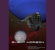 USAC Event Horizon Unisex T-Shirt