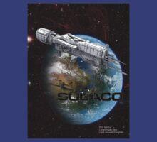 USS Sulaco by Del Parrish