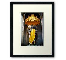 Hara God Framed Print